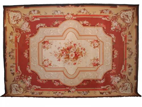 tapis aubusson 433x307 galerie tapis emir lyon. Black Bedroom Furniture Sets. Home Design Ideas