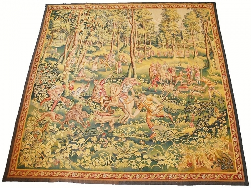 Tapisseries murales anciennes tapisserie ancienne 248x228 galerie tapis e - Tapisserie murale ancienne ...