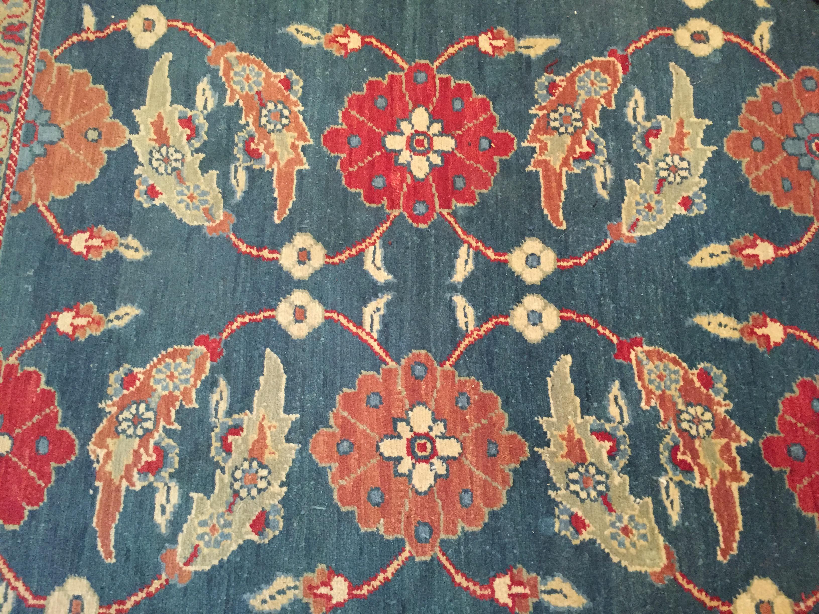 Tapis fabriqu s en atelier herat afghan 214x152 - Lyon tapis vert ...